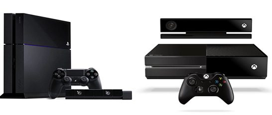 PS 4 x Xbox One