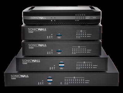 Equipamento Sonicwall