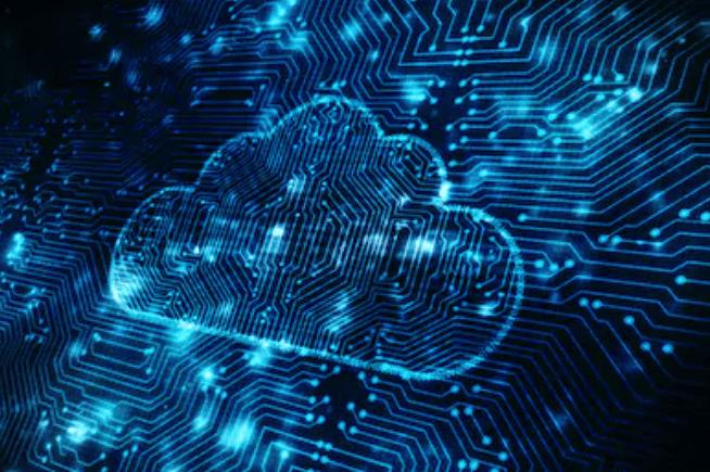 Foto cloud computing