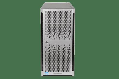 HP Proliant ML350 (G8)