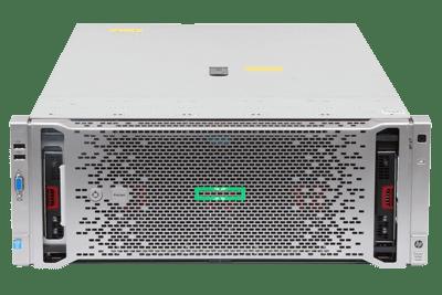 HP Proliant DL580 (G8)