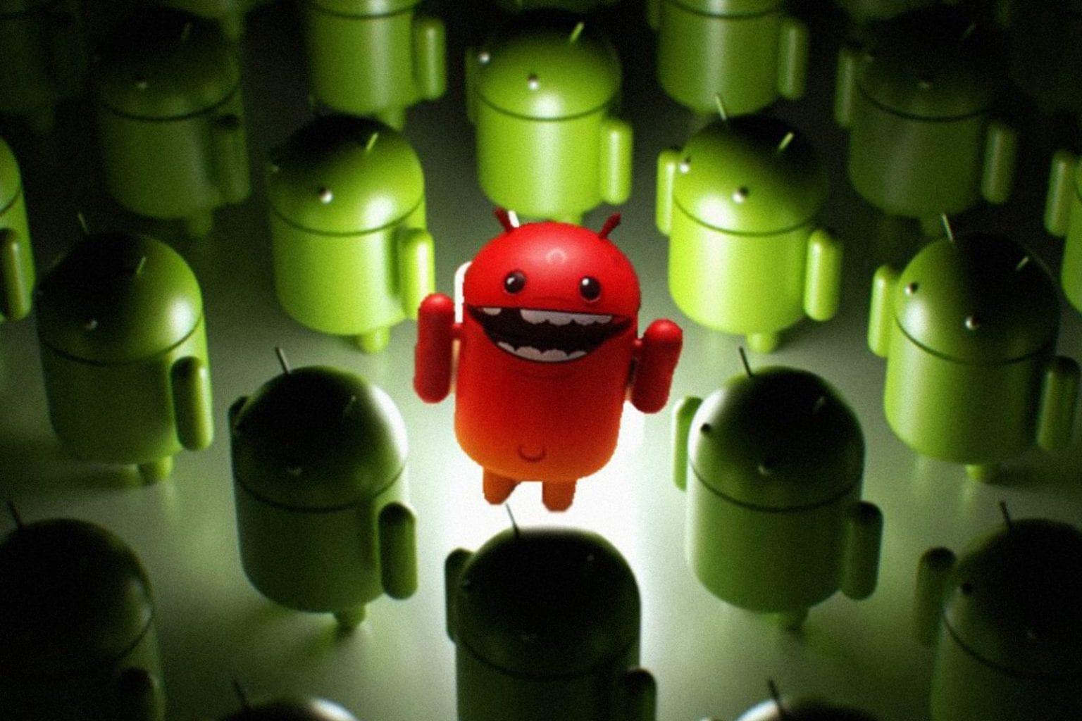 Novo Malware se espalha como 'gripe' no android